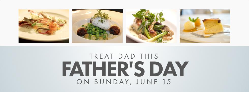 These restaurants are all offering Father's Day specials. All these specials have been verified at the corporate level. However, participation may vary by location and franchise, so be sure to call ahead and confirm. Arooga's: Dads eat free on Father's Day with purchase of equal or greater value. Beverage purchase required.